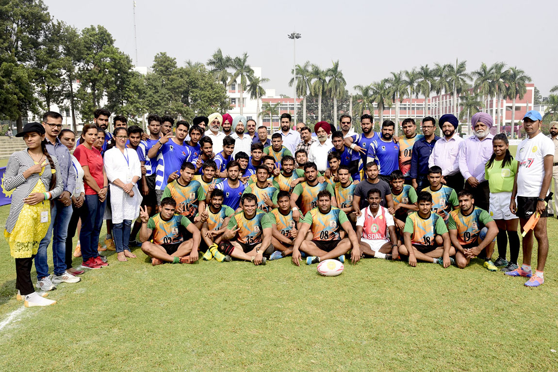 CALLAGHAN CUP 2018:PUNJAB QUASH BLACK DOTS BY 32-0