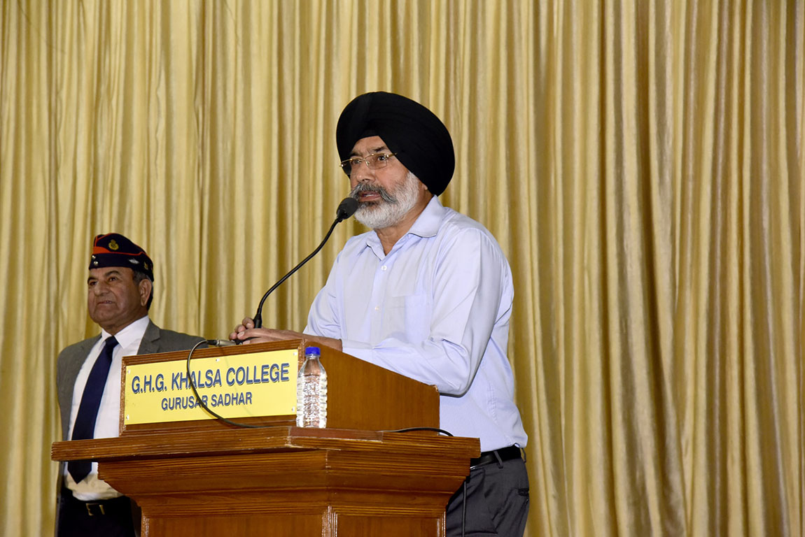 SEMINAR ON INDIAN ARMED FORCES' STELLAR ROLE IN NATION BUILDING