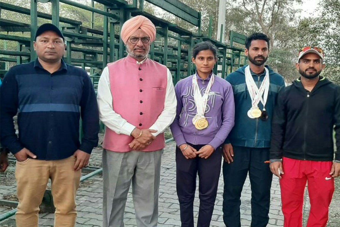 GHG KHALSA COLLEGE ROWERS WIN MEDALS