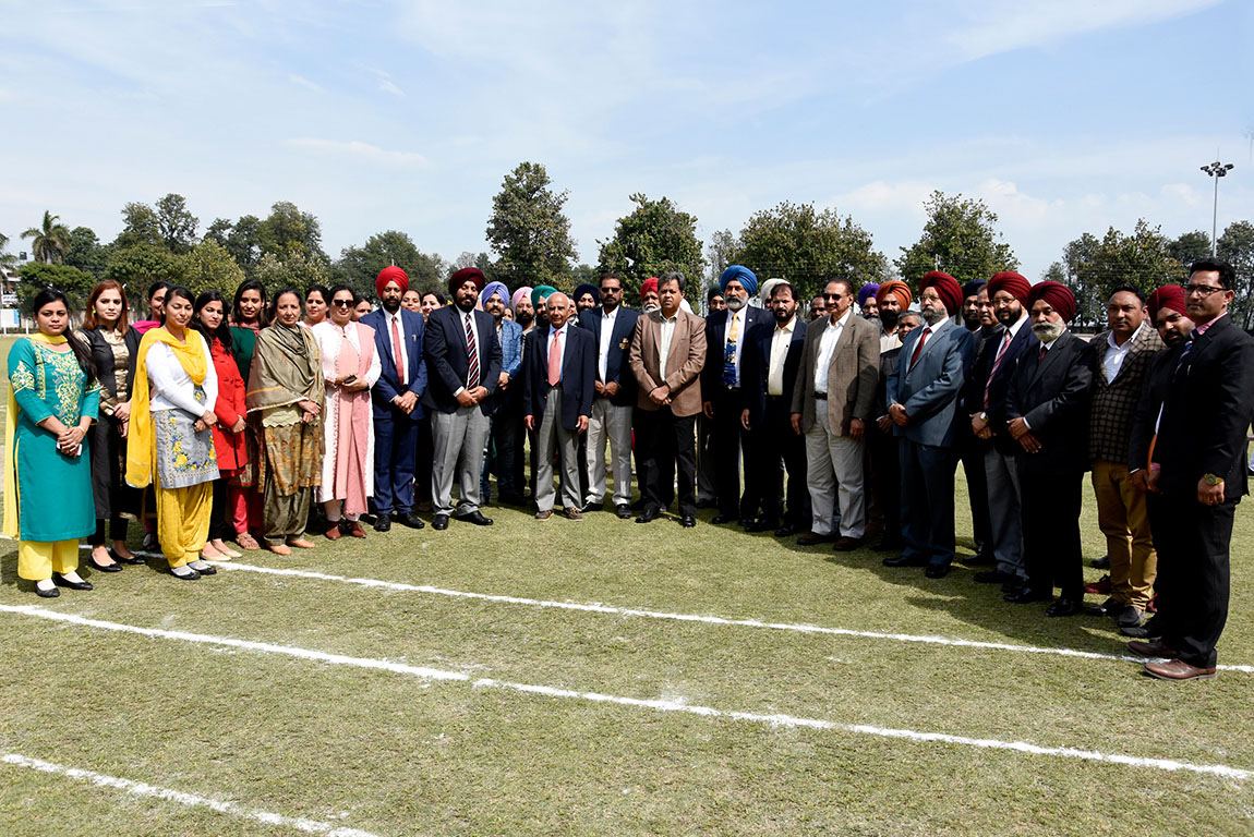 68th Annual Athletics Meet of GHG Khalsa College(s) Concludes