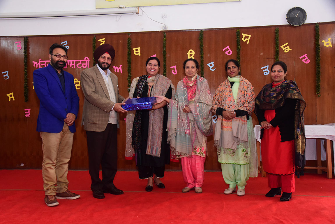 GHG Khalsa college of Pharmacy, Gurusar-Sadhar celebrated Innovation Day
