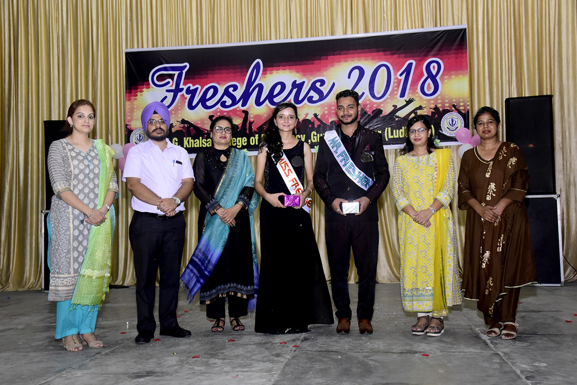 G.H.G .Khalsa College of Pharmacy, Gurusar Sadhar Welcomes Students