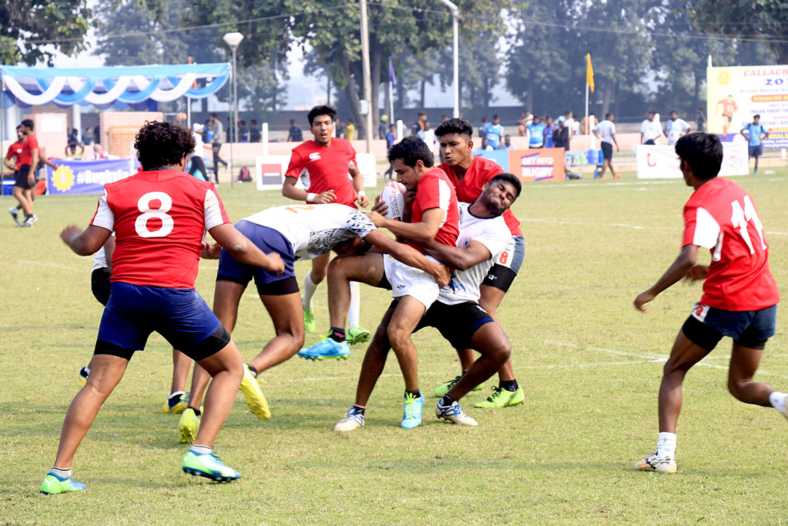 15TH ALL INDIA RUGBY CHAMPIONSHIP INAUGURATED