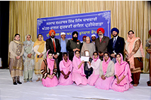 S. BAKHTAWAR SINGH GILL MEMORIAL INTER-COLLEGE GURBANI-GAYAN COMPETITION AT G.H.G. KHALSA COLLEGES