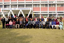 ALUMNI MEET AT G. H. G. KHALSA COLLEGE OF PHARMACY, GURUSAR SADHAR